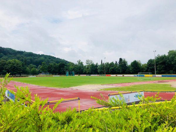 164.700 Euro für Sanierung der Sportanlagen im Aumattstadion