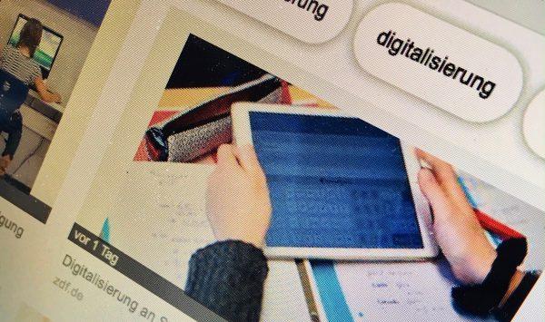 Digitalpakt: Schnell an die Schulen