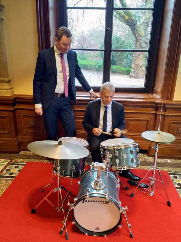 Blasmusikverbände und Toccarion wollen kooperieren