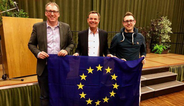 EU: Für Werte einsetzen