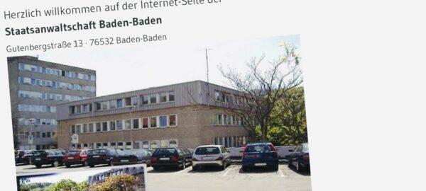 Wald fordert Gesamtkonzept für Sanierung des Behördenzentrums Baden-Baden