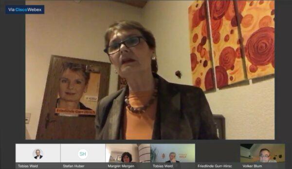 Tierwohl, Regionalität und Biomusterregion Thema bei Dialog mit Staatssekretärin Friedlinde Gurr-Hirsch