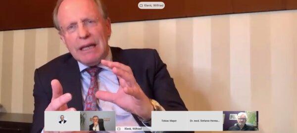 """Staatssekretär kündigt bei Videokonferenz der """"Blaulicht-Organisationen in Mittelbaden"""" Änderung bei Hilfsfristen an"""
