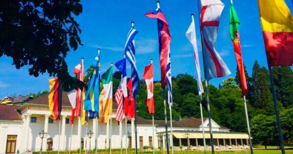 Stellungnahme zur Zerstörung der israelischen Flagge in Baden-Baden